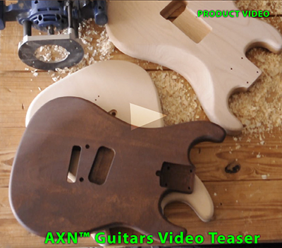AXN™ Guitars Video